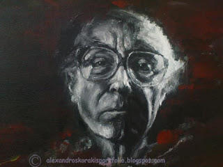 J. Saramago by alexkorakis