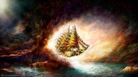 Ship2 by alexkorakis