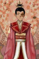 Zuko Wedding Portrait by Abayomi