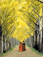 Zutara - Yellow by Abayomi