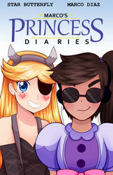 Princess Marco Diaries by Ivory-Ice