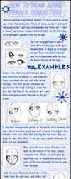 How to Draw Anime: Females by KuroHane