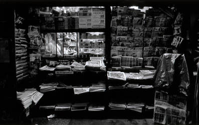 News Stand by maeleo2049