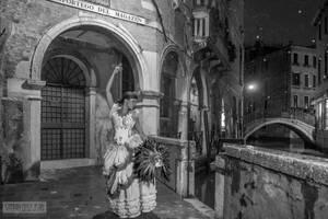 Winter In Venice (Version II) by stefangrosjean