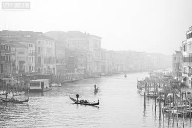 In The Fog by stefangrosjean