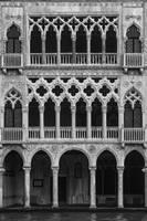 Ca' d'Oro facade detail by stefangrosjean