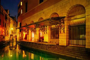 Gran Teatro La Fenice di Venezia by stefangrosjean