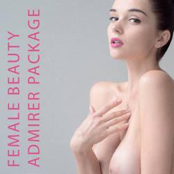 Female Beauty Admirer Package (3600px, logo) $29 by stefangrosjean