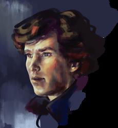 Sherlock by Alea-Lefevre