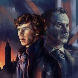 The Holmes by Alea-Lefevre
