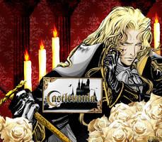 Alucard 1 -SOTN by KD1only