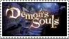 Demon's Souls stamp by iamadem