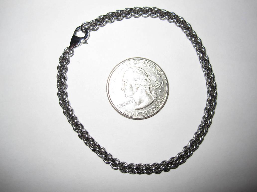 JPL3 20g Bracelet by demuredemeanor