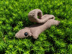 Amigurumi - Flying Squirrel by demuredemeanor