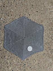 Chainkerchief - SS 20ga 1/8in - Flat by demuredemeanor