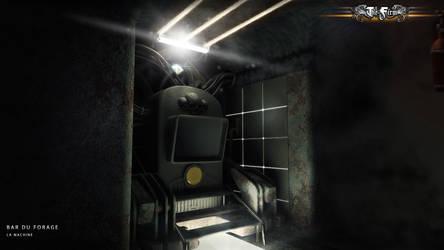 La machine by kassor