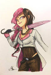 Neo by MaggehthePie