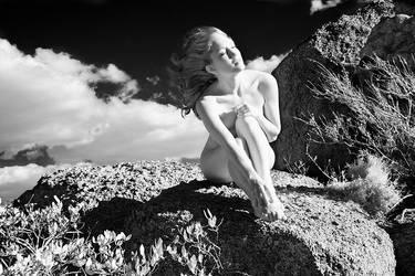 infrared desert V by Stephanie-Anne