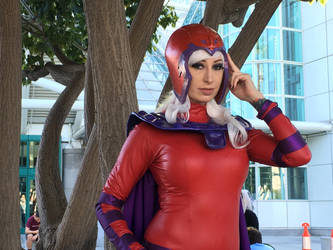 Magneto by MsPepperPotts