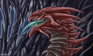 The Red Dragon by Ruth-Tay