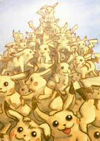 Pika Mountain by Ruth-Tay