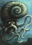Ammonite by Ruth-Tay