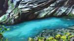 Vintgar Gorge by Ruth-Tay