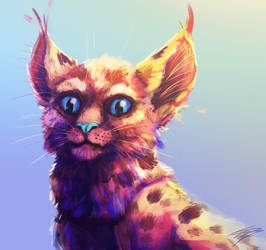 Pussycat by Ruth-Tay