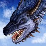 Saphira of Eragon by Ruth-Tay