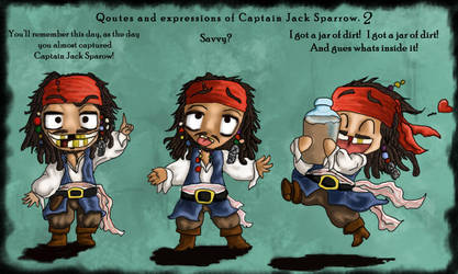 Quotes of Little Cap'n Jack 2 by Ruth-Tay