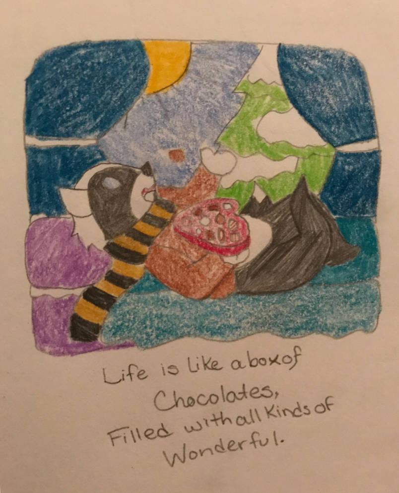 LBF B: Favorite Candy by ShinobiParadise