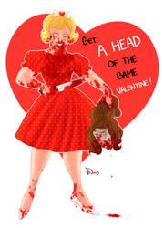 Get a head by PrincessD-Bag