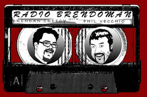 Radio Brendoman by RestlessUrge