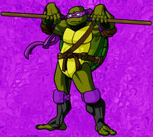 TMNT neo Donatello by rycol53