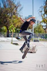 a Skatepark trip by Xvant