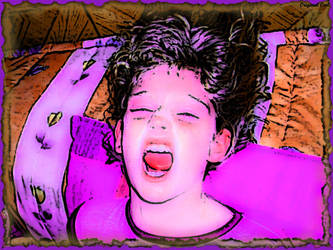 Purple by OwlMoss