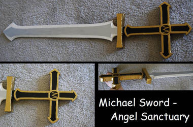 Michael Sword by sizzing