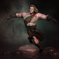 Highlander by Mysticartdesign