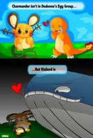 Egg Group Struggles - Comic by Chibixi