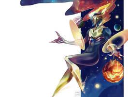 Cosmicfire by steelsuit