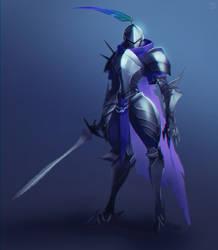 knight by steelsuit