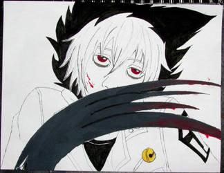 It got an anime yey - Kuro by AnfelMeva
