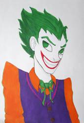 Jokerr by AnfelMeva