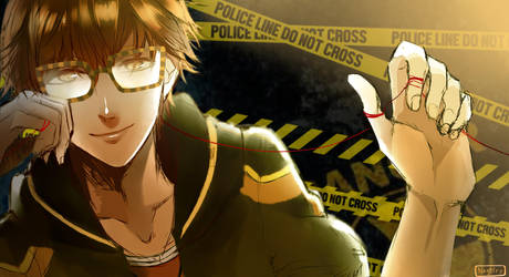 DANGER!! HACKER 707 IS HERE by Nagifry