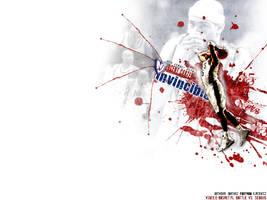 Vince Carter - Invincible by D-Ejkiewicz