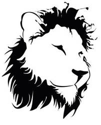 Vector Lion by brierwashington