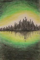 Toxic City by Kick-Artist