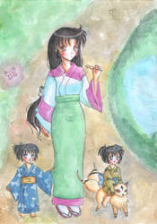Tomorrow -Inuyasha spoiler- by sparkling-drop