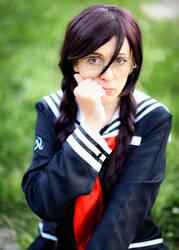 Byakuya-sama, I'm so ugly? by lelechan16
