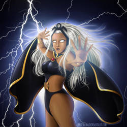 I am Storm by lelechan16